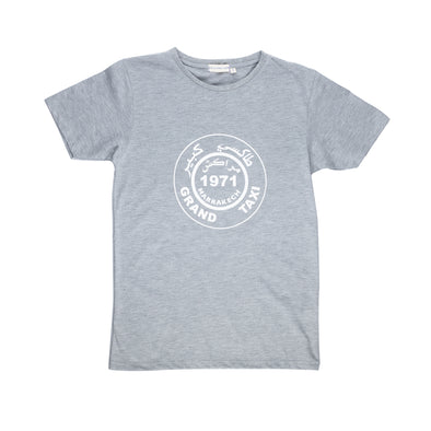 Petit Taxi Men's Tee Shirt - Grey