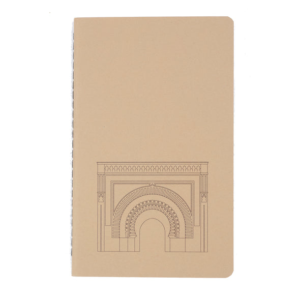 Monument Notebook Agnaou