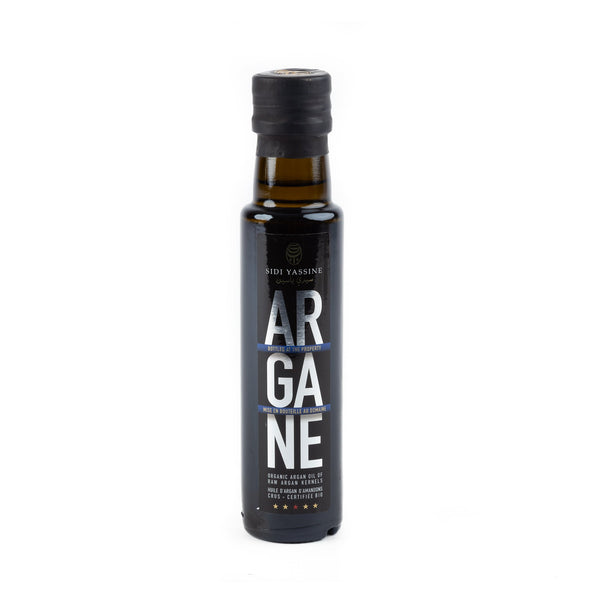 Raw Argan Oil 100Ml Bottle