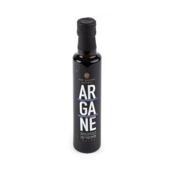 Raw Argan Oil 250Ml Bottle