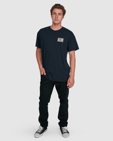 SHADOWS TEE BILLABONG