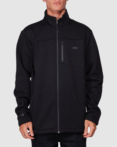ADVIS MAINLAND ZIP BLACK