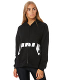 SPORT BLOCK ZIP FLEECE