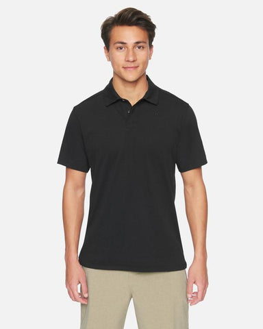 DF HARVEY SOLID POLO