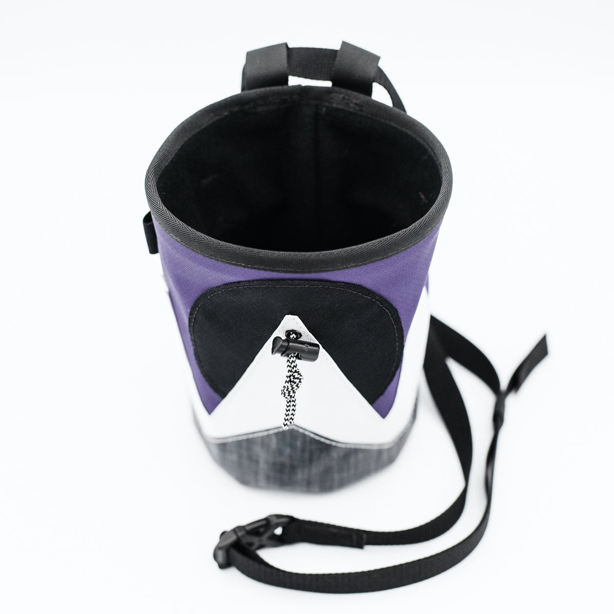 Purple Moonrise Chalk Bag
