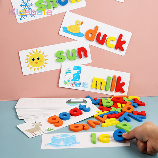 Educational Puzzles Toys