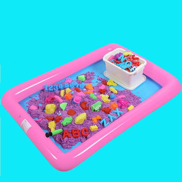 Plastic Inflatable Tray