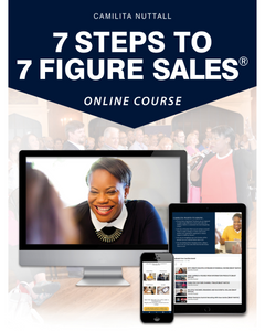 7 STEPS TO 7 FIGURE SALES® | ONLINE COURSE