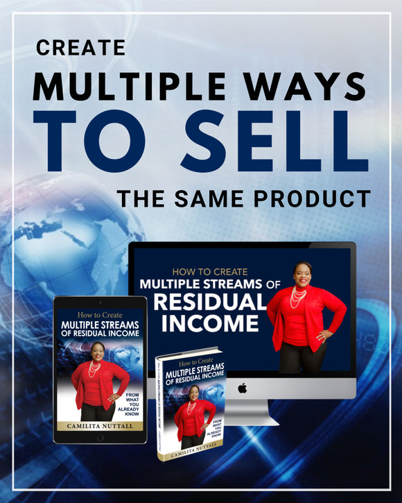 MULTIPLE WAYS TO SELL THE SAME PRODUCT | 2 Hours