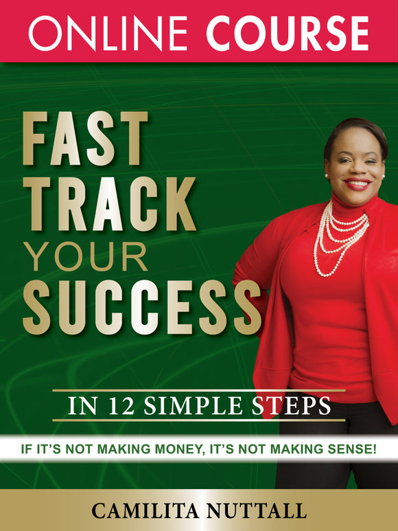 FAST TRACK YOUR SUCCESS | ONLINE COURSE
