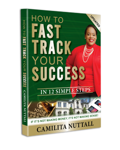 HOW TO FAST TRACK YOUR SUCCESS | BOOK