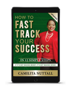 HOW TO FAST TRACK YOUR SUCCESS | EBOOK