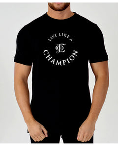 EOC LIVE LIKE A CHAMPION | UNISEX T-SHIRT