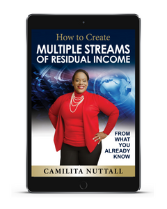 MULTIPLE STREAMS OF RESIDUAL INCOME | EBOOK