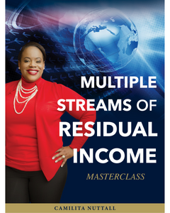 MULTIPLE STREAMS OF RESIDUAL INCOME | MASTERCLASS