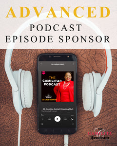PODCAST EPISODE SPONSORSHIP | ADVANCED