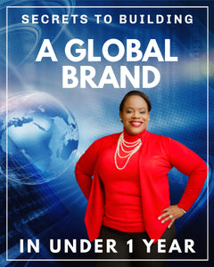 BUILD A GLOBAL BRAND IN UNDER 1 YEAR | 7 Hours