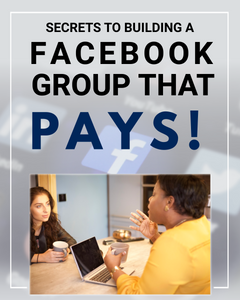 BUILDING A FACEBOOK GROUP THAT PAYS | 7 Hours