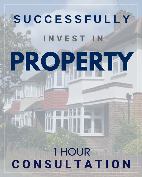 INVEST IN PROPERTY [CONSULTATION] | 1 Hour