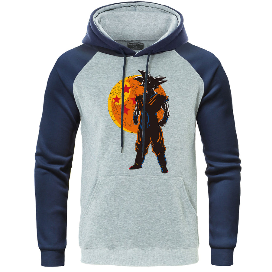 Dragon Ball Z Goku x Crystal Ball Hoodie