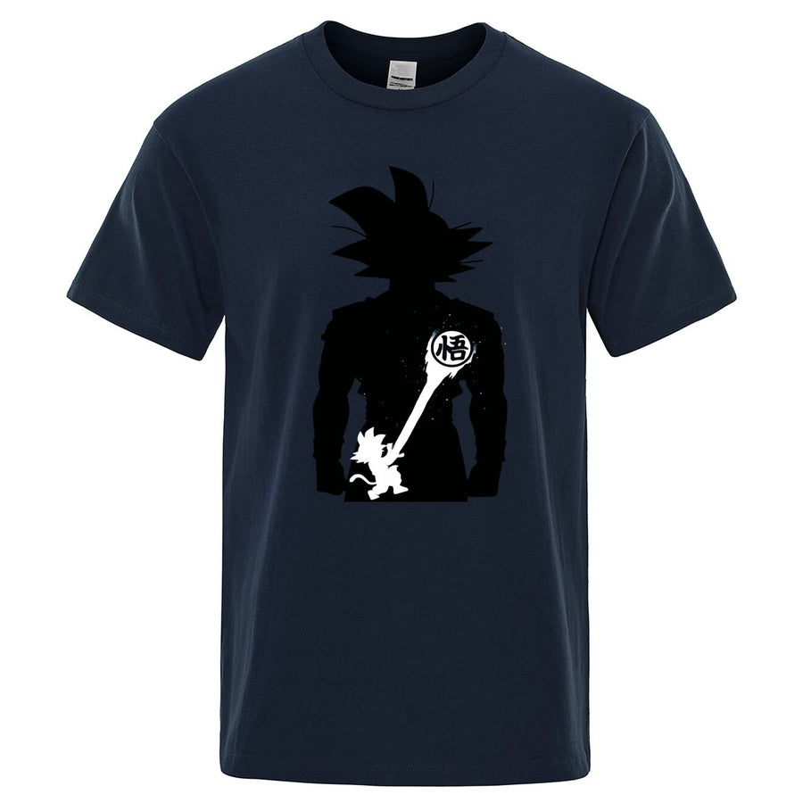 Dragon ball Z Kid Goku Kamehameha Shirt