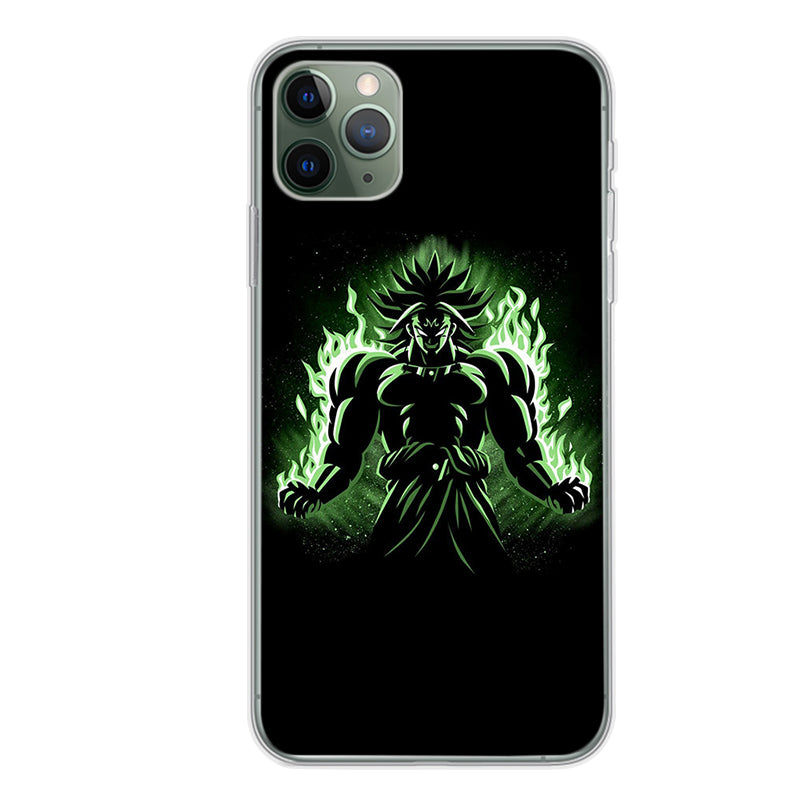 Dragon Ball Super <br>Legendary Super Saiyan Broly iPhone Case