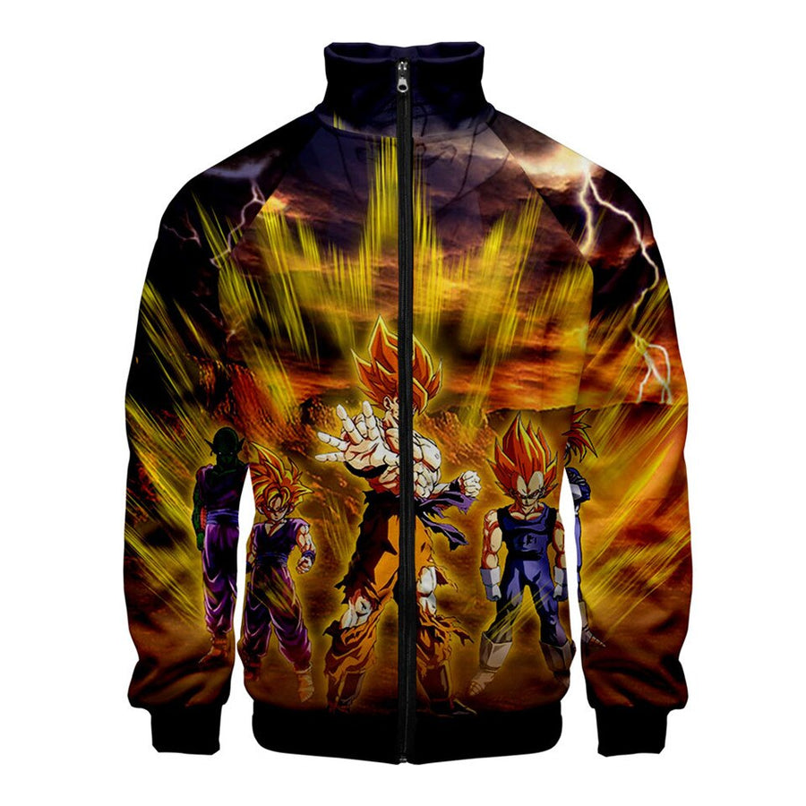 Dragon Ball Z <br>Cell Tournament Jacket