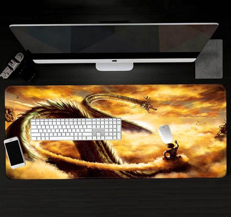 Dragon Ball Z <br>Goku Shenron Mouse Pad