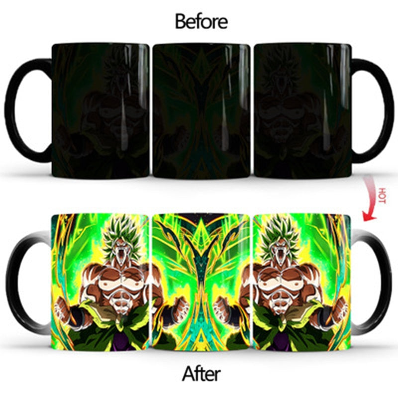 Dragon Ball Super <br>Super Saiyan Broly Mug