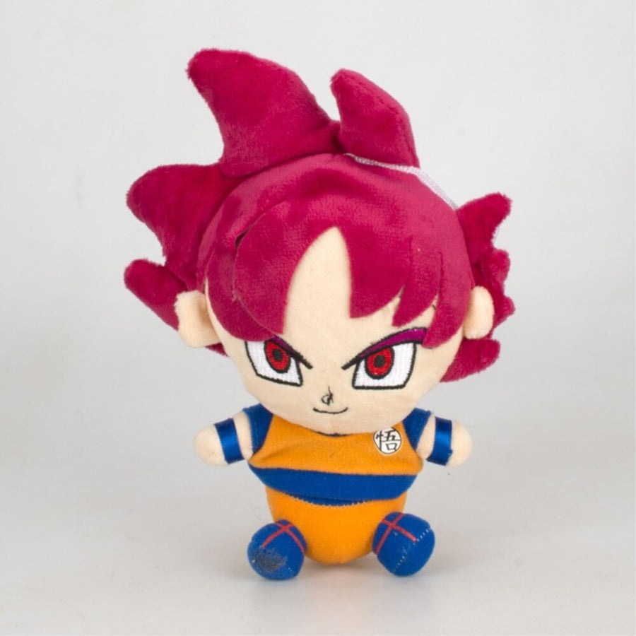 Dragon Ball Super <br>Super Saiyan God Goku Plush