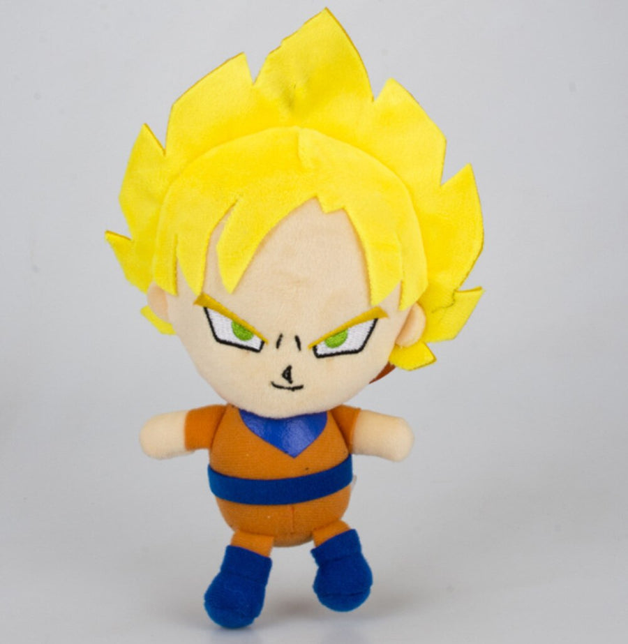 Dragon Ball Z <br>Goku Super Saiyan Plush