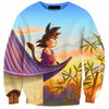 Dragon Ball <br>Baby Goku Sweater