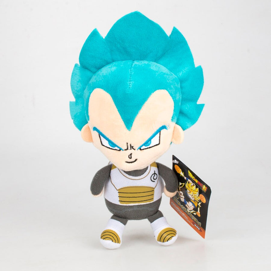 Dragon Ball Super <br>Super Saiyan Blue Vegeta Plush