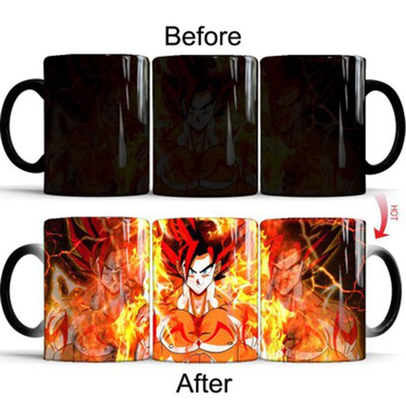 Dragon Ball Super <br> Goku Super Saiyan God Mug