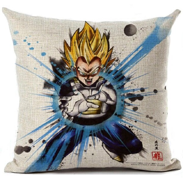 Dragon Ball Z Pillowcase <br>Vegeta Final Flash
