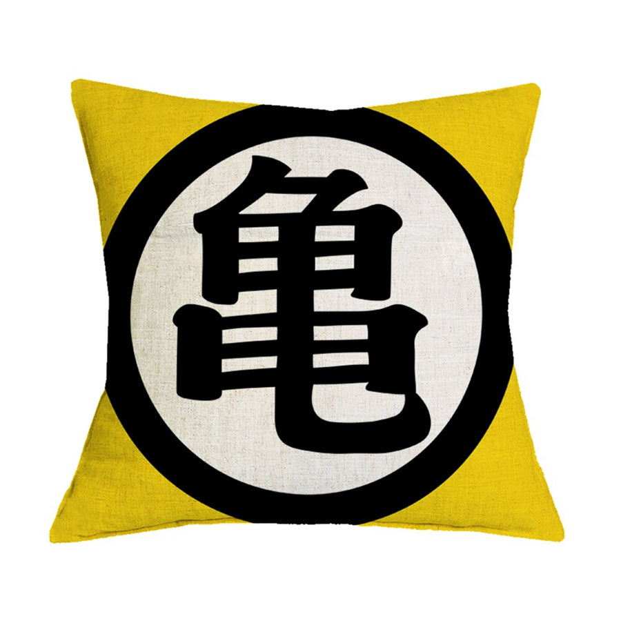 Dragon Ball Z Pillowcase <br>Master Roshi's Kanji