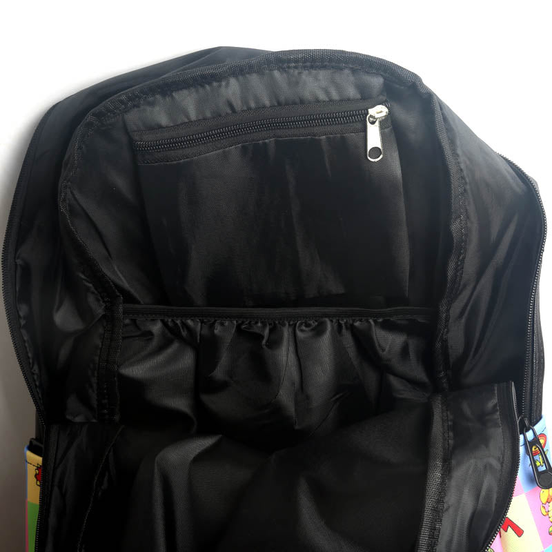 Dragon Ball Super Characters Backpack