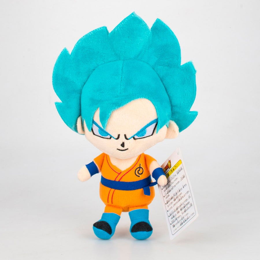 Dragon Ball Super <br>Super Saiyan Blue Goku Plush