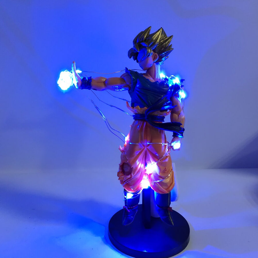 Dragon Ball Z <br>Goku Light Lamp