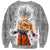 Dragon Ball Super <br>Silver Ultra Instinct Sweater