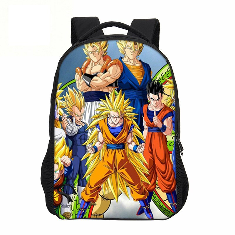 Z Fighters Backpack