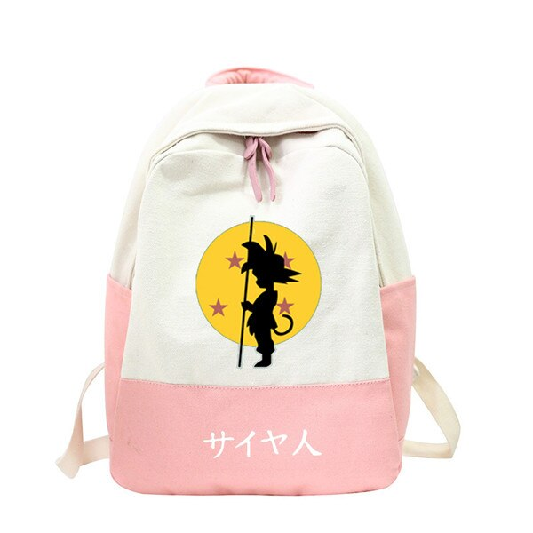 Dragon Ball <br> Kid Goku School Backpack