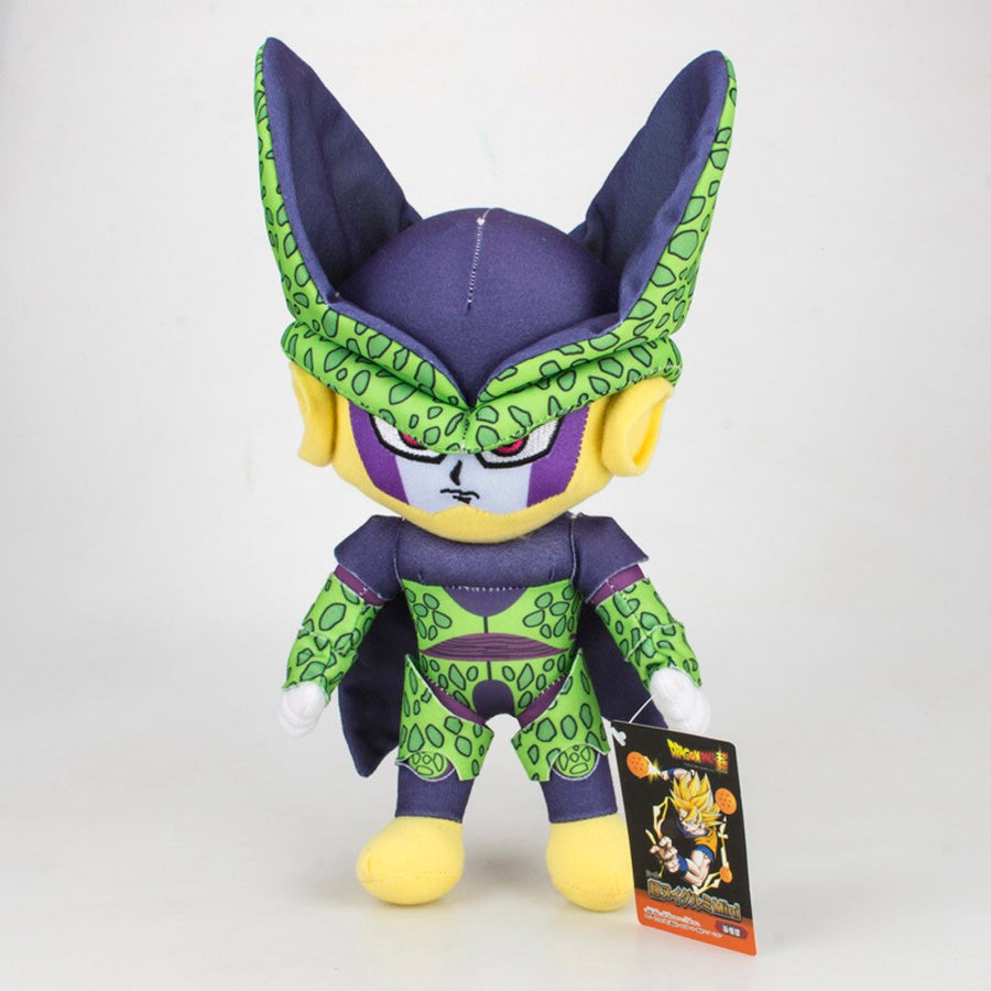 Dragon Ball Z <br>Cell Plush