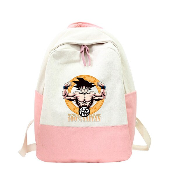 Dragon Ball Z <br> Strong Goku Backpack