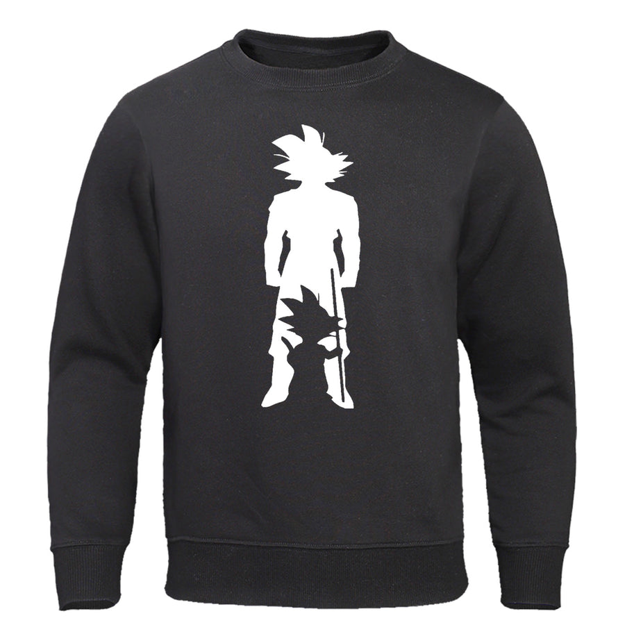 Dragon Ball <br>Goku Shape Sweater