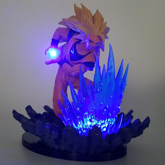 Dragon Ball Z <br>Goku Super Saiyan Kamehameha Lamp