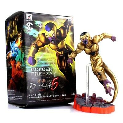 Golden Frieza Figure