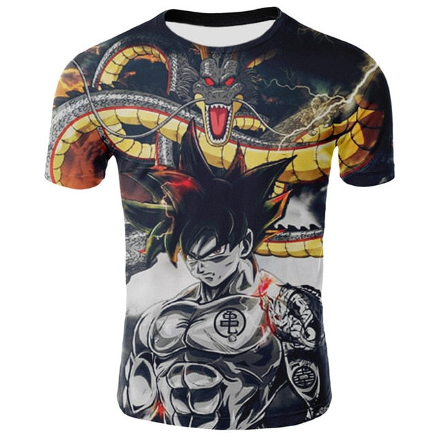 Dragon Ball Z Shenron Shirt