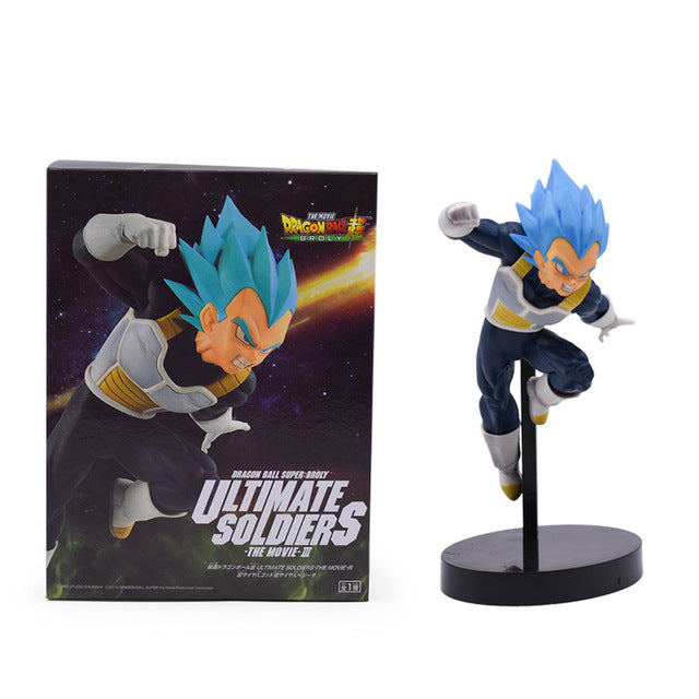 Vegeta Super Saiyan Blue Action Figure