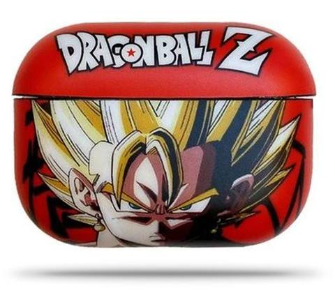 Dragon Ball Z AirPod Case <br>SSJ2 Goku
